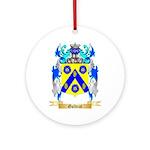 Goldrat Ornament (Round)