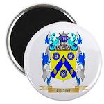 Goldner Magnet