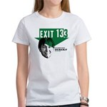 support exit 133 Women's T-Shirt