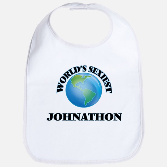 World's Sexiest Johnathon Bib