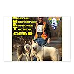 SWAT Gear Postcards (Package of 8)