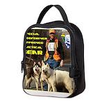 SWAT Gear Neoprene Lunch Bag