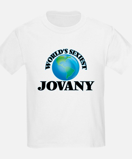 World's Sexiest Jovany T-Shirt