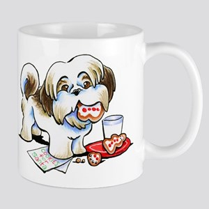 Shih Tzu Cookies Mugs
