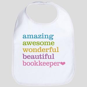 Bookkeeper Bib