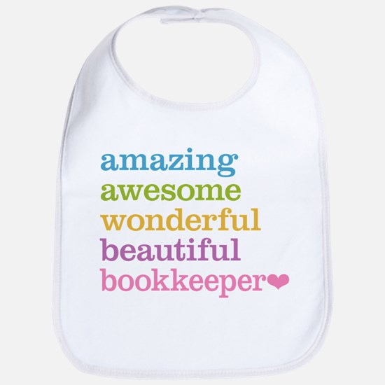 Bookkeeper Bib