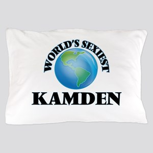 World's Sexiest Kamden Pillow Case