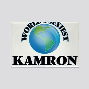 World's Sexiest Kamron Magnets