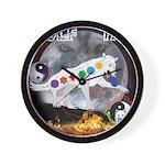 Wolf TAO Wall Clock