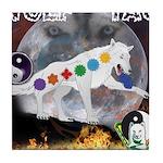Wolf TAO Tile Coaster