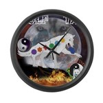 Wolf TAO Large Wall Clock