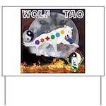 Wolf TAO Yard Sign