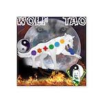Wolf TAO Sticker