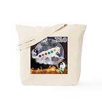 Wolf TAO Tote Bag