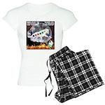 Wolf TAO Pajamas