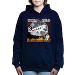 Wolf TAO Women's Hooded Sweatshirt