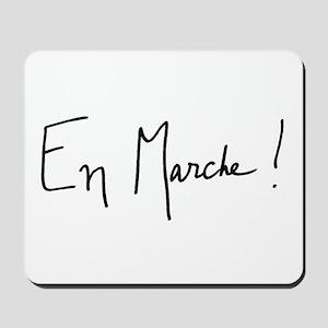 En Marche! Logo Mousepad