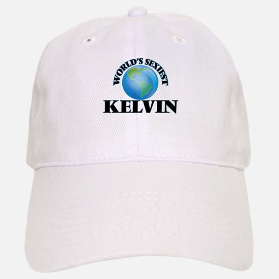 World's Sexiest Kelvin Baseball Baseball Cap