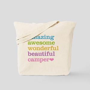 Amazing Camper Tote Bag