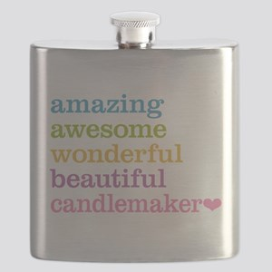 Candlemaker Flask