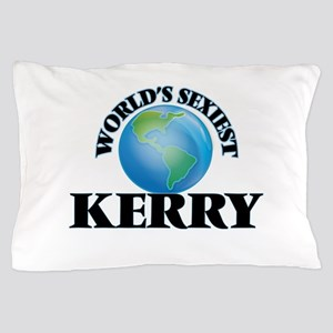 World's Sexiest Kerry Pillow Case