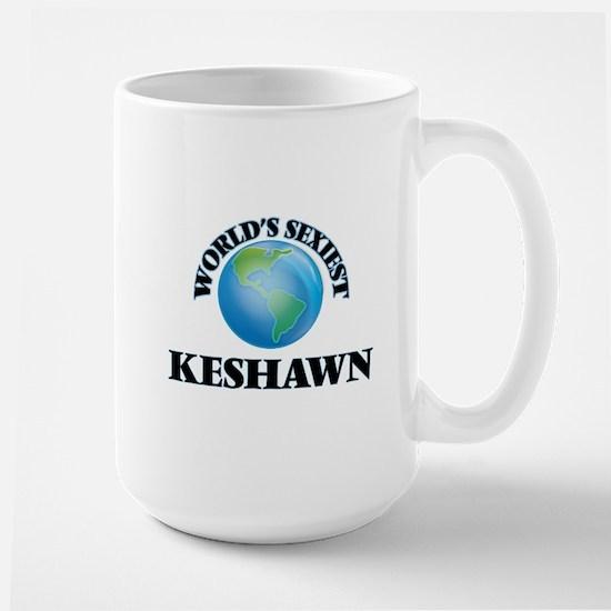 World's Sexiest Keshawn Mugs