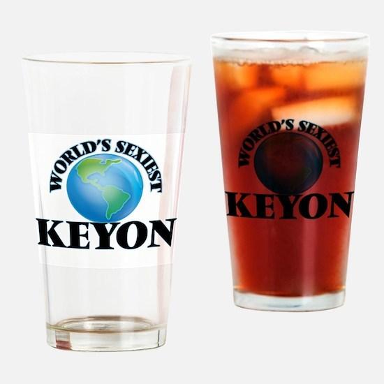 World's Sexiest Keyon Drinking Glass