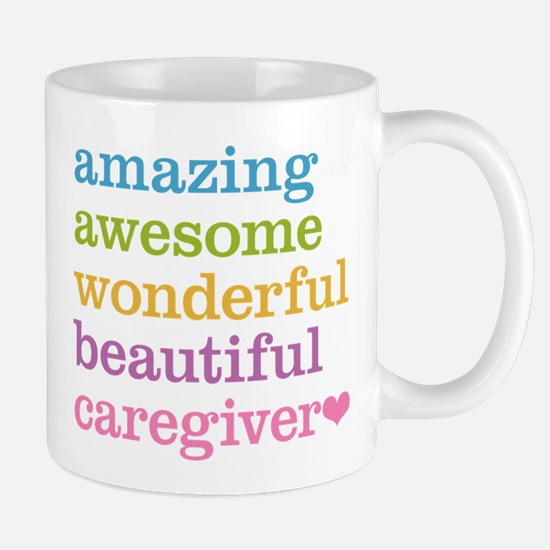 Amazing Caregiver Mugs