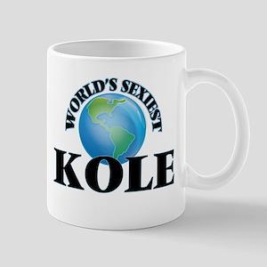 World's Sexiest Kole Mugs