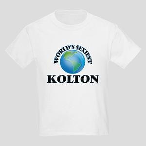 World's Sexiest Kolton T-Shirt
