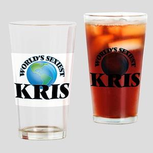 World's Sexiest Kris Drinking Glass