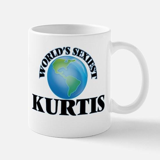 World's Sexiest Kurtis Mugs