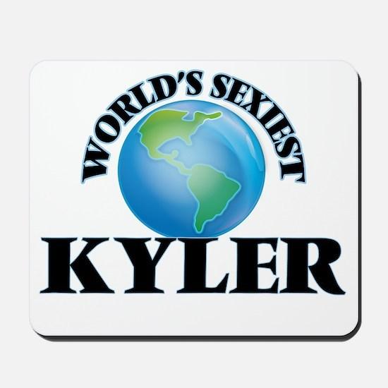 World's Sexiest Kyler Mousepad