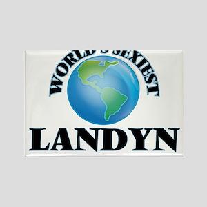 World's Sexiest Landyn Magnets