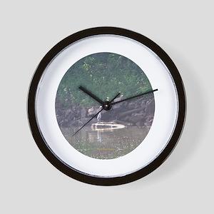 Heron Wall Clock