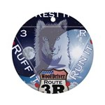WooFDriver Route 3R Ornament (Round)