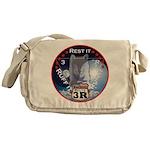 WooFDriver Route 3R Messenger Bag