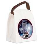 WooFDriver Route 3R Canvas Lunch Bag