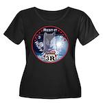 WooFDriver Route 3R Plus Size T-Shirt