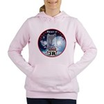 WooFDriver Route 3R Women's Hooded Sweatshirt