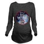 WooFDriver Route 3R Long Sleeve Maternity T-Shirt