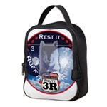 WooFDriver Route 3R Neoprene Lunch Bag