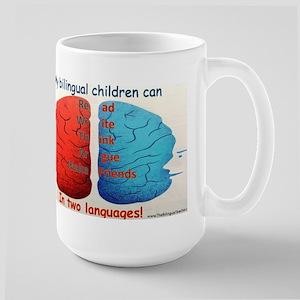 My Bilingual Children can... Mugs