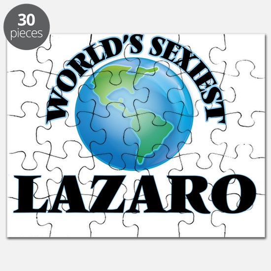World's Sexiest Lazaro Puzzle