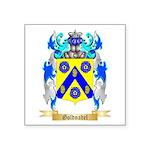 Goldnadel Square Sticker 3