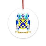 Goldnadel Ornament (Round)