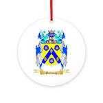 Goldman Ornament (Round)
