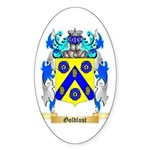 Goldlust Sticker (Oval)