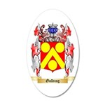 Golding 35x21 Oval Wall Decal