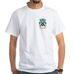 Goldhirisch White T-Shirt